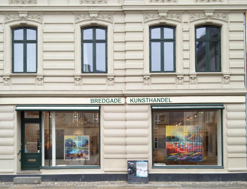 Bredgade Kunsthandel 2019