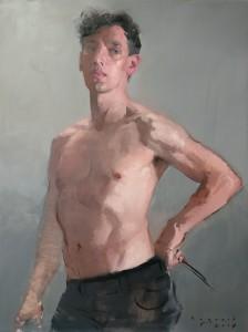 Rasmus Aagaard - Selvportræt, 2017 for DR1