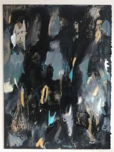 Maleri af Rayna Cunningham, 2018.