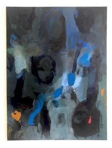 Maleri af Rayna Cunningham, 2017.