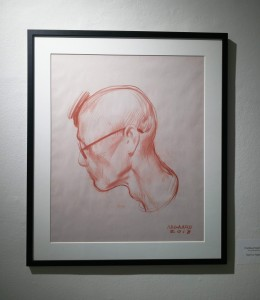 Rasmus Aagaard - Portrait of a Isak, 2018