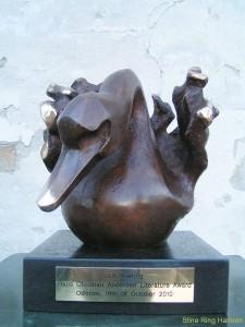 Den grimme ælling - HCA Literature Award, Odense