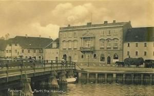 Stålgrossist S.C. Sørensen - Lille Amalienborg fra 1907