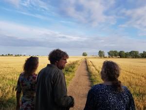 Guidet besøg ved Dodekalitten i august 2018