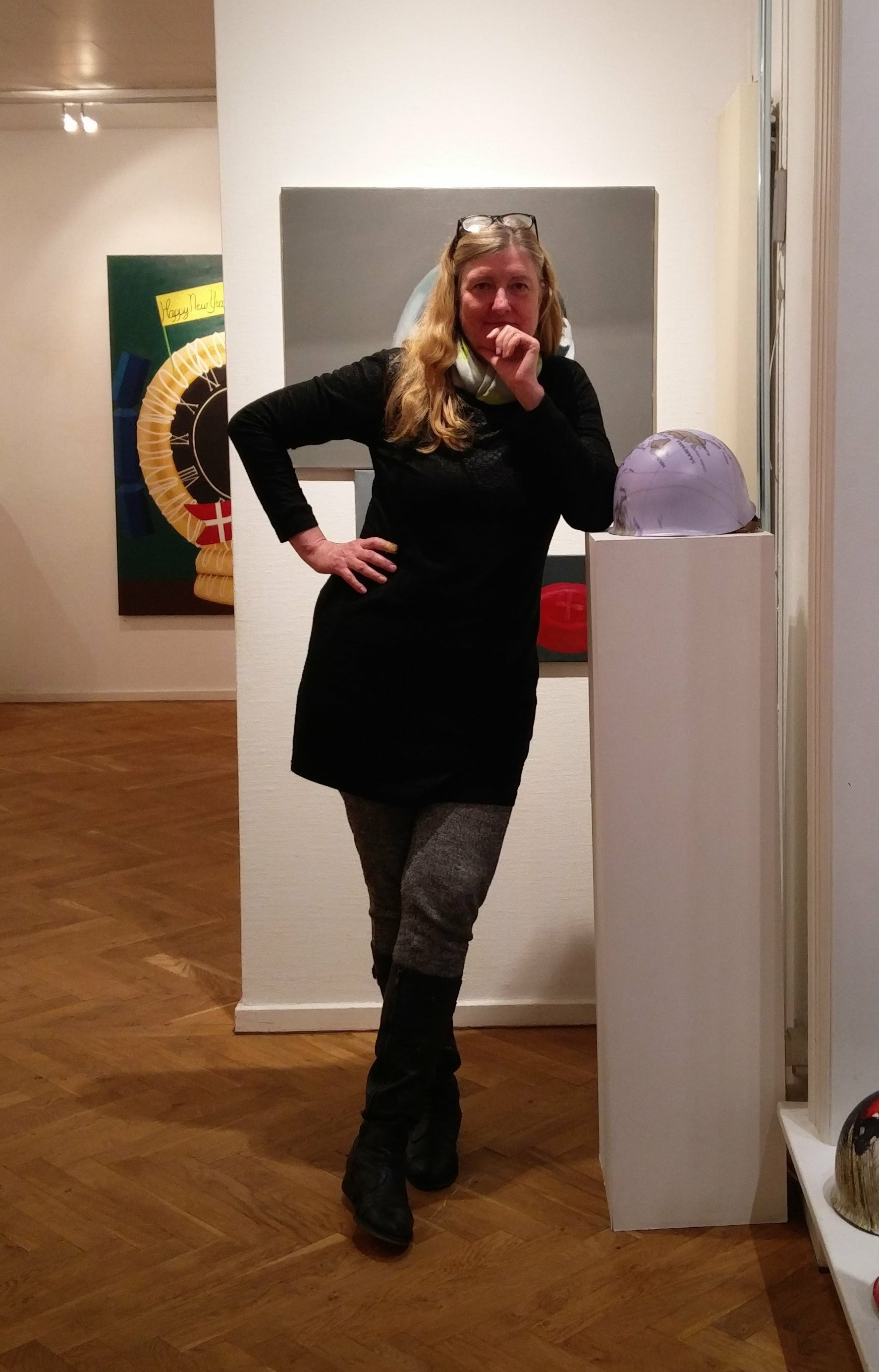 Annegrethe Davis - Bredgade Kunsthandel, 2018