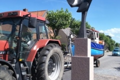 4 Fugleflugt - Rødbyhavn 8 - traktor